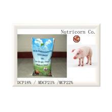 Китай Поставщик дикальция фосфат DCP / Mcp / MDCP корма для животных Addtive