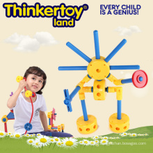 Preschol Educational Plastic Indoor Kindy Toy