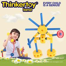 Preschol Brinquedo educativo de plástico interior Kindy