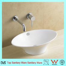 Wholesale Ceramics Bath Thin Edge Sink 8237