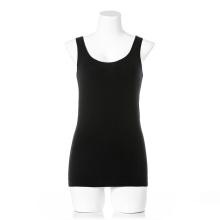 OEM private label женское нижнее белье без рукавов из органического хлопка