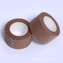 Ruban de papier chirurgical élastique populaire fabriqué en Chine