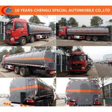 Caminhão de tanque de asfalto betume 8X4 HOWO para venda