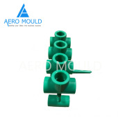 Customizable Plastic Injection PPR Pipe Fitting mould
