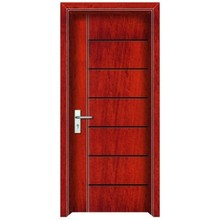 semi solid core wooden door