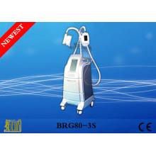Máquina de emagrecimento corporal de criolipólise sem feridas com alças de criolipólise aprimoradas