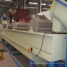 waste plastic cleaning line/ Waste PET PE PP PVC Plastic Bottle Recycling and cleaning Machine