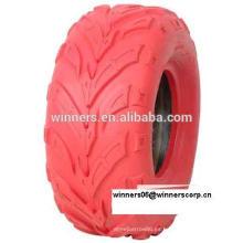 Neumático de carrito de golf colorido / ATV 16x8.00-7 neumático