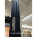Acero de lujo Rusia diseño puerta de entrada a la venta diseño de la puerta principal Supplier's Choice