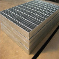 I shape protection galvanized steel grating