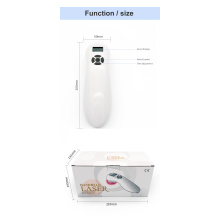 Portable Cold Laser Physical Therapy Instrument for Pain Relief