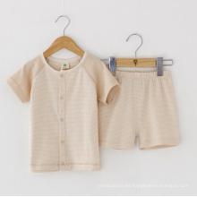 Verano de manga corta conjunto de ropa interior
