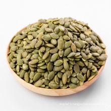 New Product Green Skin Pumpkin Seeds Kernels