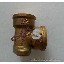 Forging brass wall plate fitting