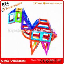 Magnetic Educatinal Blocks