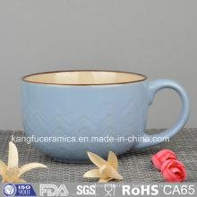 Taza promocional de la porcelana de la nueva venta caliente del diseño