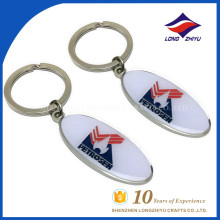 High Quality Blank Metal Keychain Manufacturers in China