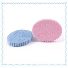 Губка для умывания Hello Kitty с ПВА для лица Smooth Shower Cleaning Puff