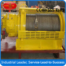Pneumatic Rope Lifting Winch Factory