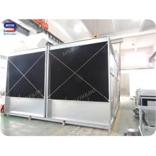 322 Tonne hohe Leistungsfähigkeit und lange Nutzungsdauer-Stahlstruktur-offener Kühlturm