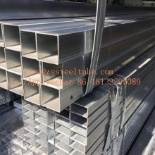 Gi Square and Rectangular Tubular Steel Size