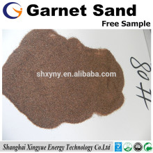 Factory supply high hardness garnet sand blasting 30/60 mesh