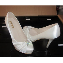 New Design Ladies High Heel Wedding Dress Stiletto (HCY02-1492)