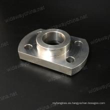 Piezas de maquinaria de fresado hechas a cliente de alta calidad del CNC del acero inoxidable para el uso del equipo de Indusrial, pequeño lote aceptado, en la entrega del tiempo