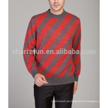 2015 suéteres para hombre de la cachemira al por mayor con precio de fábrica