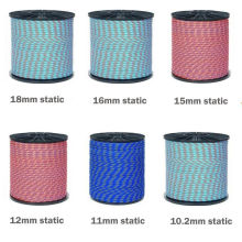 10.5 mm static ropes