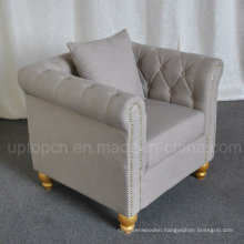 Hot-Selling Low Back Upholstery Chair Cafe Sofa (SP-HC450)
