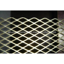 Grillage métallique déployé en acier galvanisé architectural d'acier inoxydable