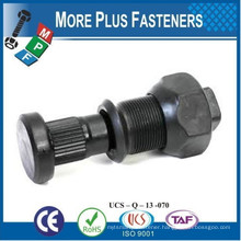 Made In Taiwan Wheel Bolt Stud and Wheel Nut