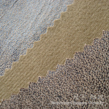 Home Textile Polyester Chammy Fluff Suede Fabric for Sofa