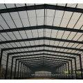 Construção de aço para a indústria leve