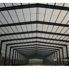 Stahlbau für die Leichtindustrie