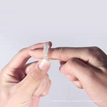Masajeador de artículos de estrés con anillo de dedo