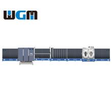 Automatische Doppelverglasung Gasbefüllung Online-Produktionslinie