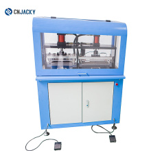 Hydraulic High-speed Die Punching Machine for Punching A4 Size PVC/ABS Card