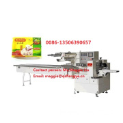 Auto Frozen Food Wrapping Machine