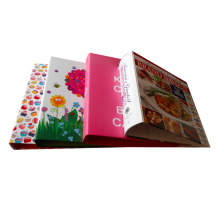 A4 Size Printing Cardboard Paper File 2-O / 2-D Ring Binder