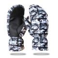 Winter Camouflage Fashion Ski Gloves