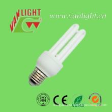 U forma serie CFL lámparas fluorescentes de luz (VLC-3UT4-18W)