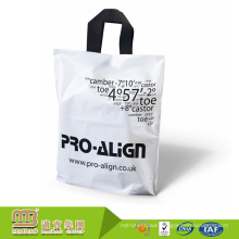 Innovative packaging use customized order accept no smell digital printing plastic shopping bag wholesale