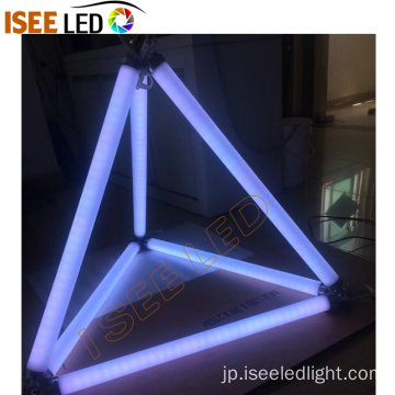360Degree吊り下げDigi Led Tube Stageショー