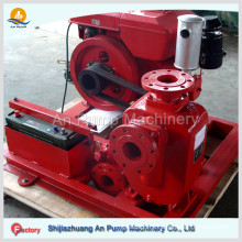 Portable Self Priming Pump for Fire Fighting