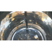 Tanque de mistura cosmético da máquina de mistura SS304 / 316L / champô