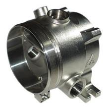Connecteur de coulée sous pression en alliage de zinc