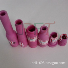 Hot sell High-Resistant Al2O3 Alumina Ceramic Nozzle For Tig Welding