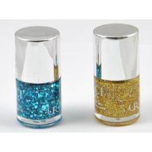 Poudre Glitter colorée utilisée avec Glitter Paste